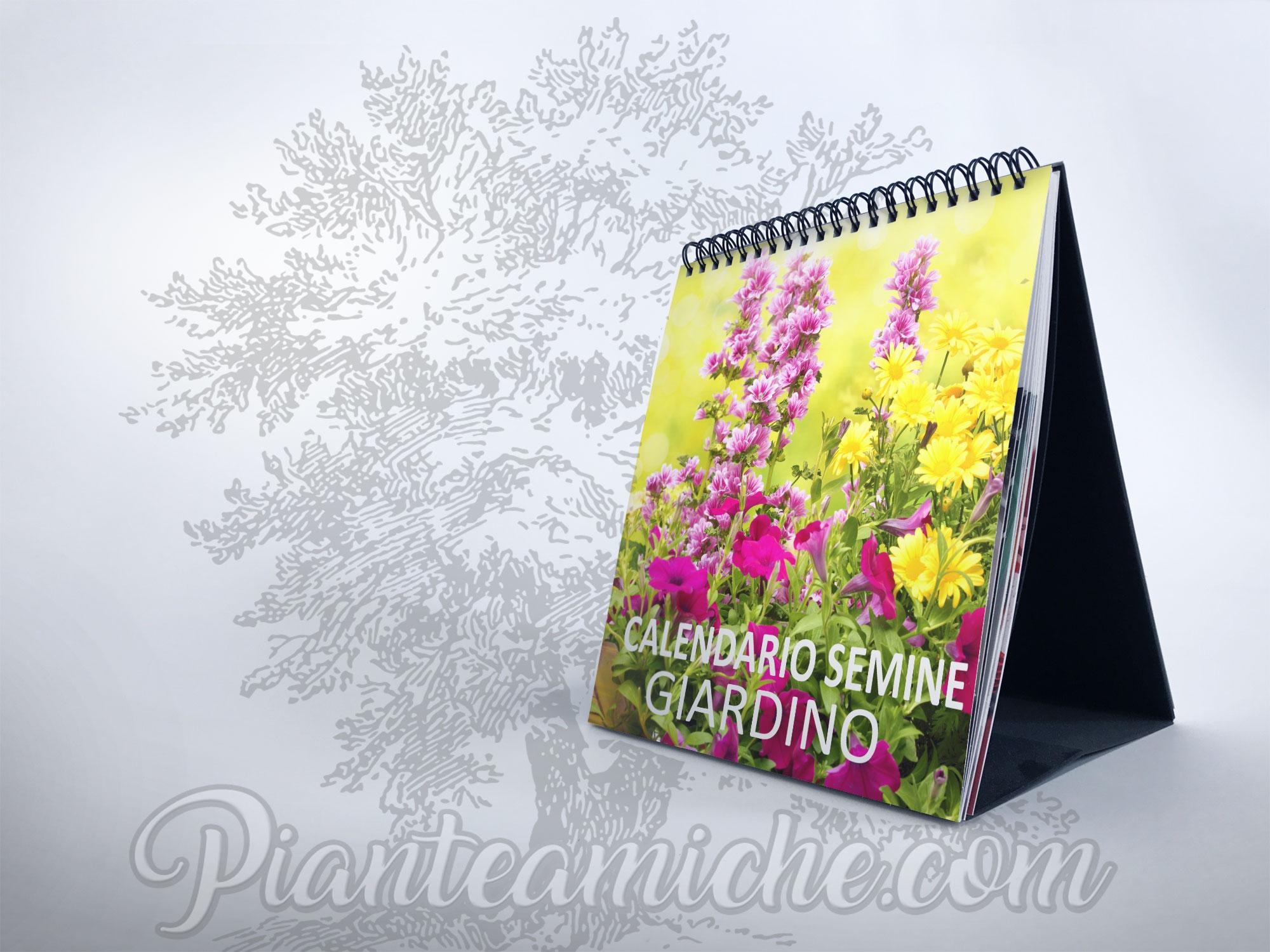 Calendario Di Semina.Calendario Delle Semine Nel Giardino